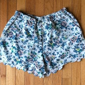 Eloise Anthropologie shorts size small
